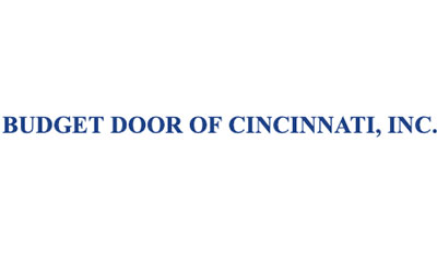 Budget Door of Cincinnati logo