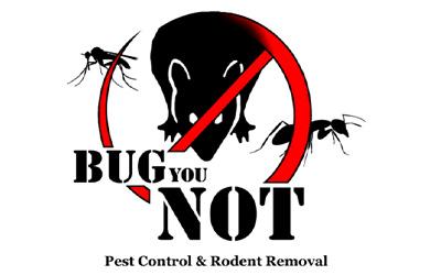 Bug You Not logo
