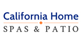 California Home Spas & Patio logo