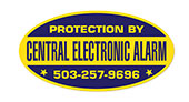 Central Electronic Alarm logo