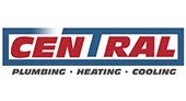 Central Plumbing Heating and Cooling logo