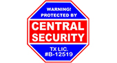 Central Security logo