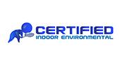 Certified Indoor Environmental logo