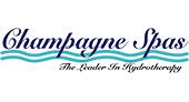 Champagne Spas logo