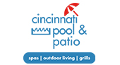 Cincinnati Pool & Patio: logo