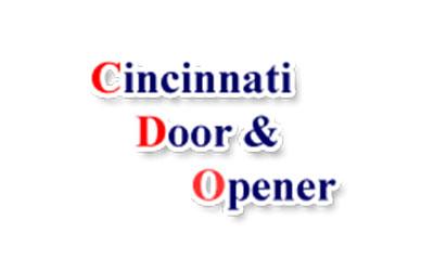 Cincinnati Door & Opener logo