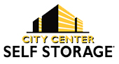 City Center Self Storage logo