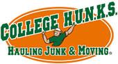 College H.U.N.K.S. Hauling Junk Milwaukee logo