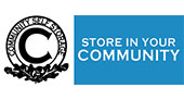 Community Self Storage logo