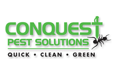 Conquest Pest Solutions logo