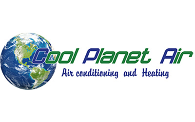 Cool Planet Air Conditioning logo
