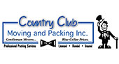 Country Club Moving and Packing Inc. logo