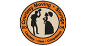 Courtesy Moving and Storage logo