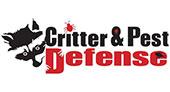 Critter & Pest Defense logo