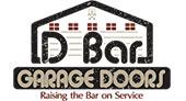 D Bar Garage Doors logo