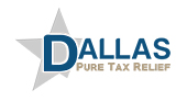 Dallas Pure Tax Relief logo