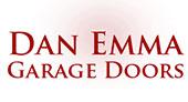 Dan Emma Garage Doors logo