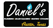 Daniel's Plumbing and Air Conditioning logo