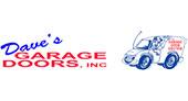 Dave's Garage Door logo
