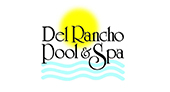 Del Rancho Pool & Spa logo