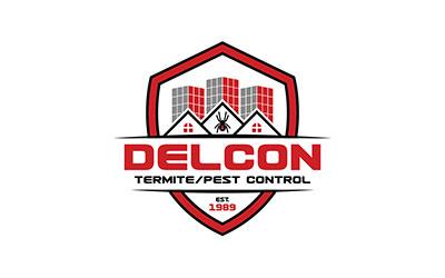Delcon Termite & Pest Control logo
