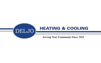 Deljo Heating and Cooling logo