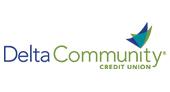 Delta Community Credit Union logo