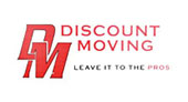 Discount Moving Pros logo