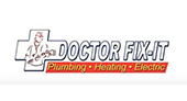 Doctor Fix-It Plumbing, Heating & Electric logo