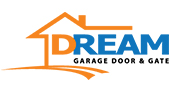 Dream Garage Doors logo