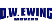 D. W. Ewing Movers logo