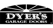 Dyer's Garage Doors logo