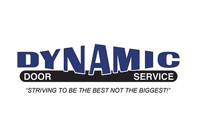 Dynamic Door Service logo
