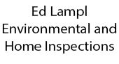 Ed Lampl Environmental and Home Inspections logo