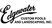 Edgewater Custom Pool logo