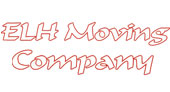 ELH Moving Company logo