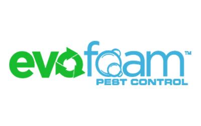 Evofoam Pest Control logo