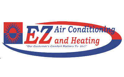 EZ Air Conditioning and Heating logo
