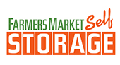 Farmers Market Self Storage logo