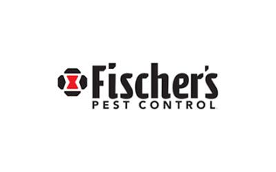 Fischer's Pest Control logo