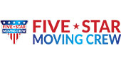 Five Star Moving Crew logo
