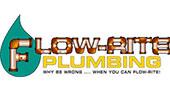 Flow-Rite Plumbing logo