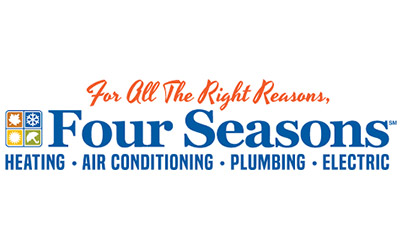 Four Seasons Heating and Cooling logo