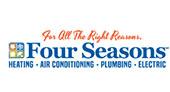 Four Seasons Heating, Air Conditioning, Plumbing, & Electric logo