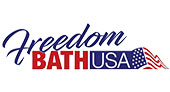 Freedom Bath USA logo
