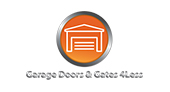 Garage Doors & Gates 4 Less logo