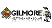 Gilmore Heating, Air & Solar logo