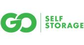 GO Self Storage logo