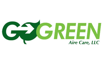 Go Green Aire Care logo