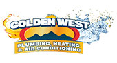Golden West Plumbing logo